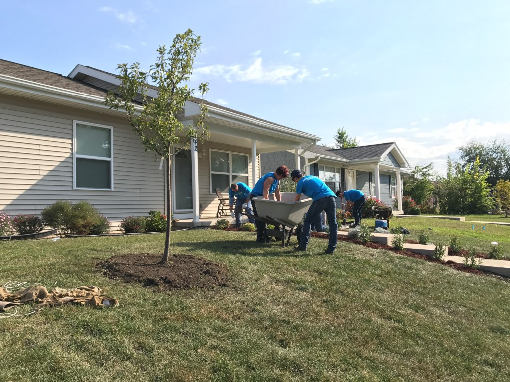 Habitat for Humanity® Tree Planting Project