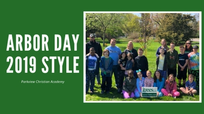 Arbor Day 2019 Style