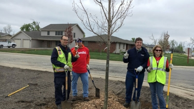 Partnering With ComEd to Replant Coal City