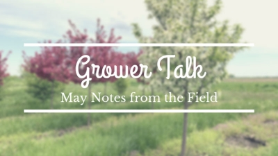 Grower Talk: May Notes from the Field