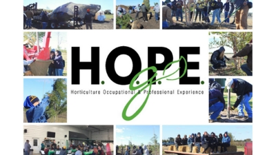 H.O.P.E. Program Comes to iTrees.com and Spring Grove Nursery!
