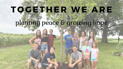 Planting Peace & Growing Hope Day