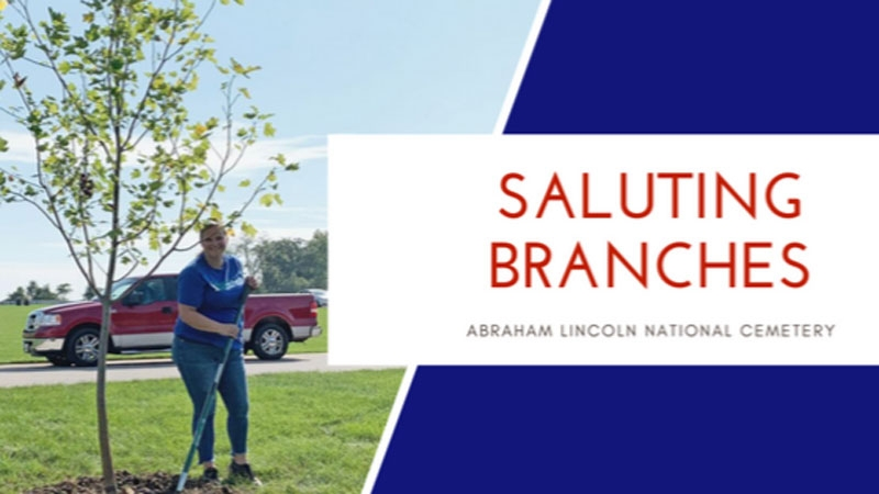 Saluting Branches
